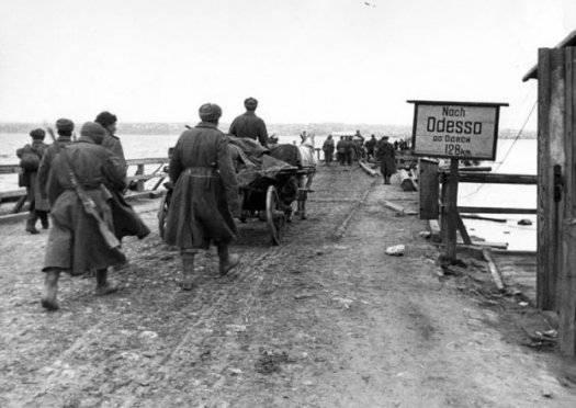 Освобождение Одессы: обычная гениальная победа