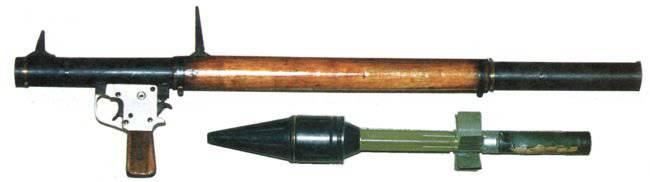 손 및 이젤 대전차 유탄 발사기