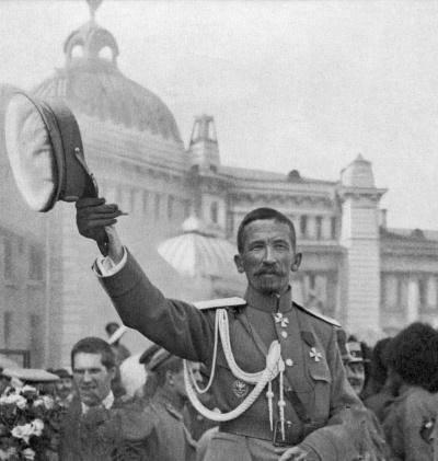 Генерал Корнилов - А был ли мятеж?