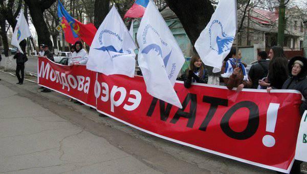 Nuevo enfoque democrático de los Estados Unidos en Moldavia: unirse y conquistar