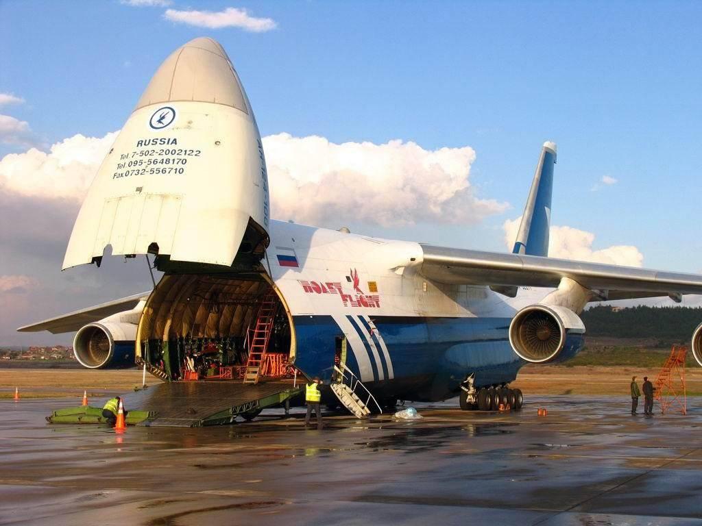Обои АНТК имени О. К. Антонова, ввс россии, советский военно-транспортный самолёт, Ан-12бк. Авиация foto 14