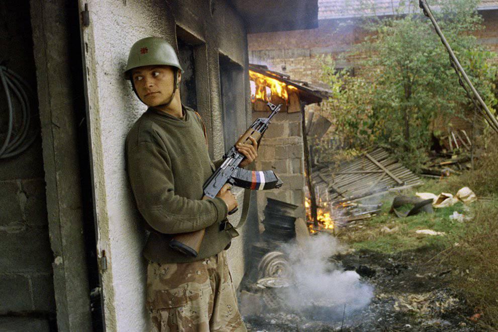 Босния солдат секс
