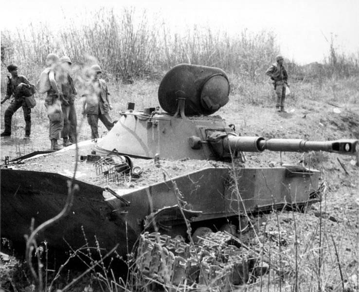Советские войска во Вьетнаме - Какова была их задача?