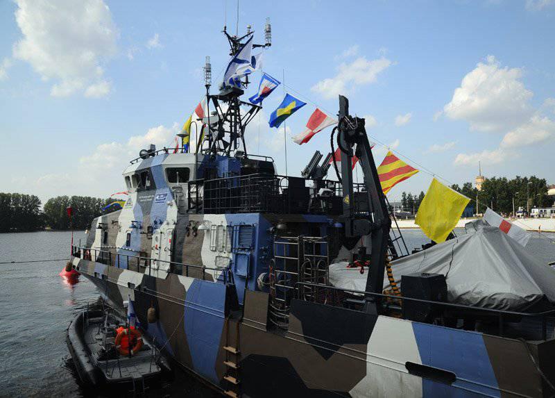 """Para combatir el sabotaje y las fuerzas terroristas, la Flota del Mar Negro reforzará la """"Torre""""."""