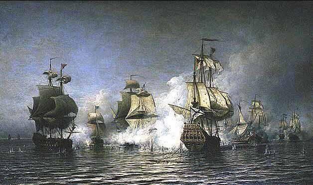 北方战争的最后一次战役:海洋,陆地和外交