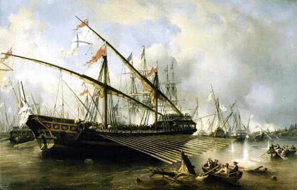 Kuzey Savaşı'nın son savaşları: deniz, kara ve diplomasi. H. 2