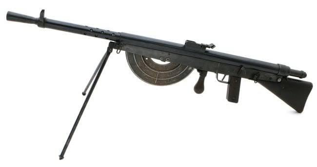 """Handmaschinengewehr """"Shosh"""""""