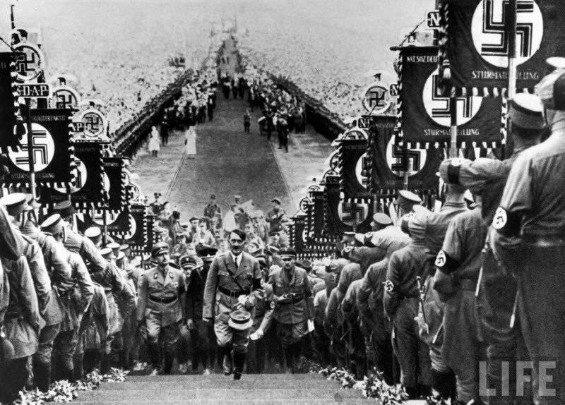 Мифология Третьего рейха: расовая теория