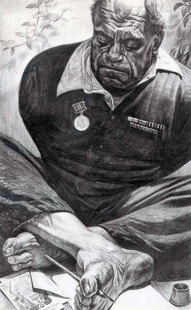 «Автографы войны» Геннадия Доброва