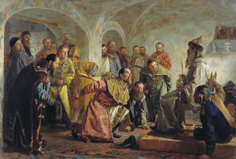 Опричнина – спасители отечества или приспешники Антихриста?