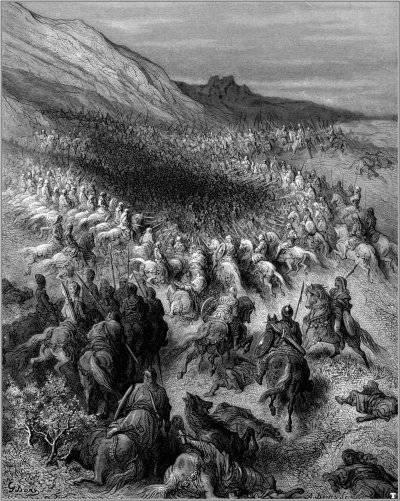 Великие полководцы. Саладин
