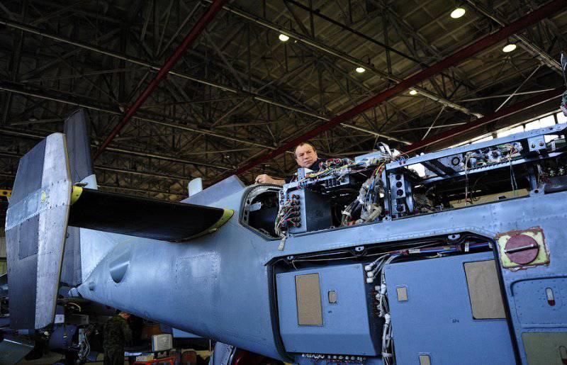 25. Вертолет Ка-52 соосной схемы от своего предшественника отличается расширенной носовой частью фюзеляжа и...