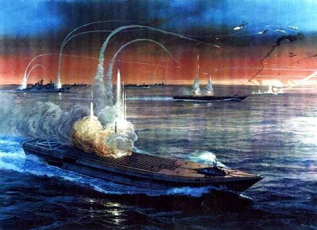 항공 모함에 대한 선박 무기고