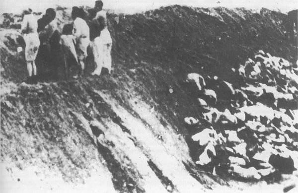 Envahisseurs allemands et juifs soviétiques