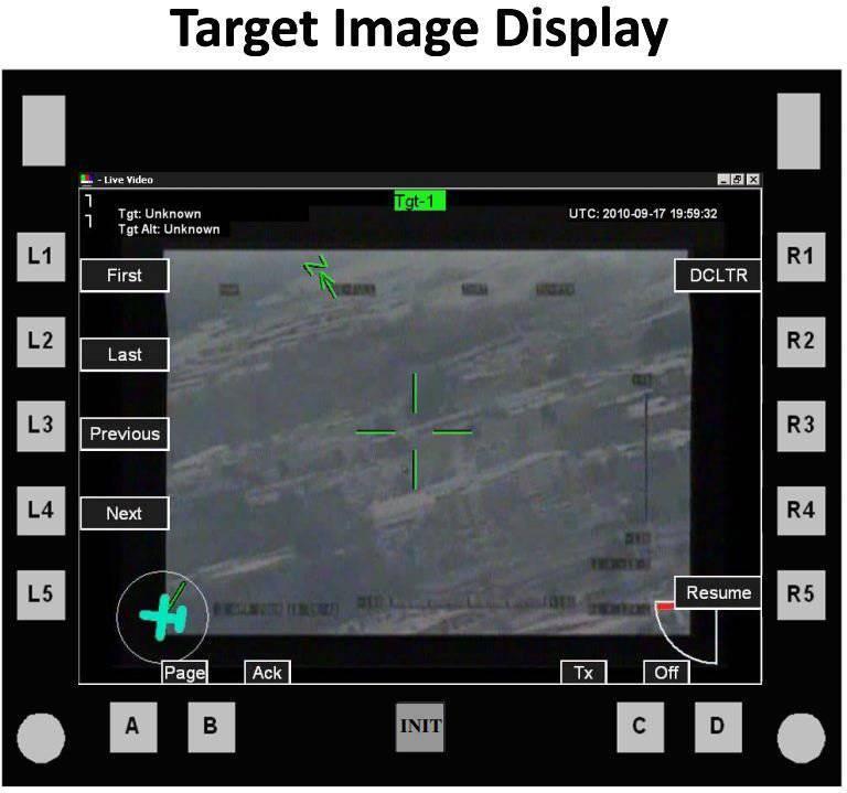AH-64DアパッチブロックIIIレベル4電子DRONドライバー