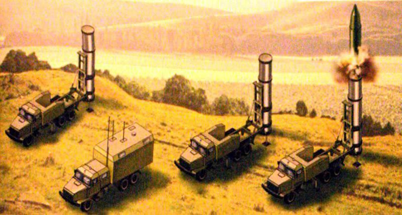 Сделано на Украине – проект ракетного многофункционального комплекса модульного типа «Сапсан»