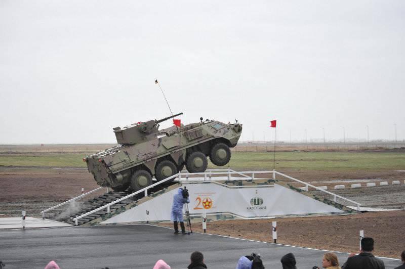 Странный выбор - БТР-4 в Казахстане