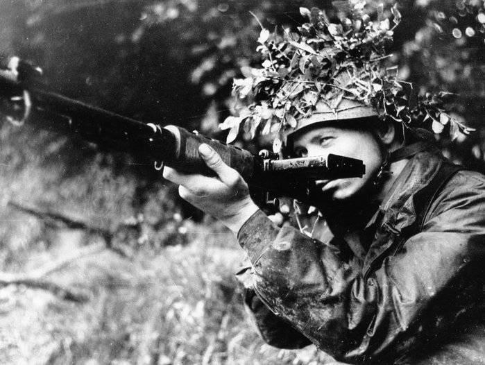 FG42 – автоматическая винтовка на вооружении Третьего рейха