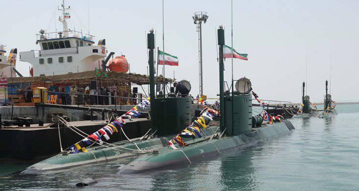 ईरानी नौसेना - वास्तविक शक्ति या कुशल प्रचार?