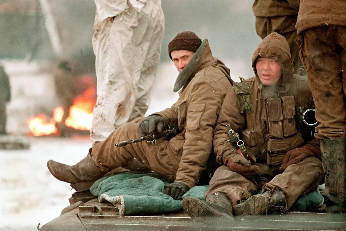 Секс русских солдат видео фильмы