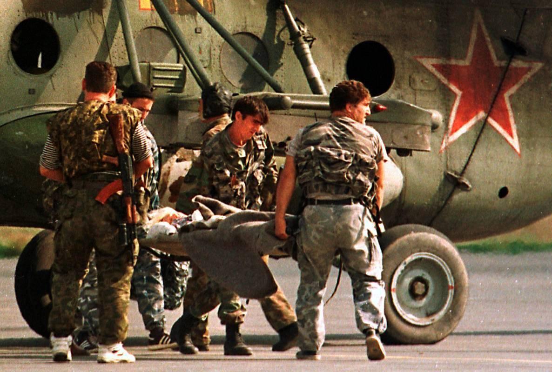 Первая Чеченская война в фотографиях Александра Неменова ...