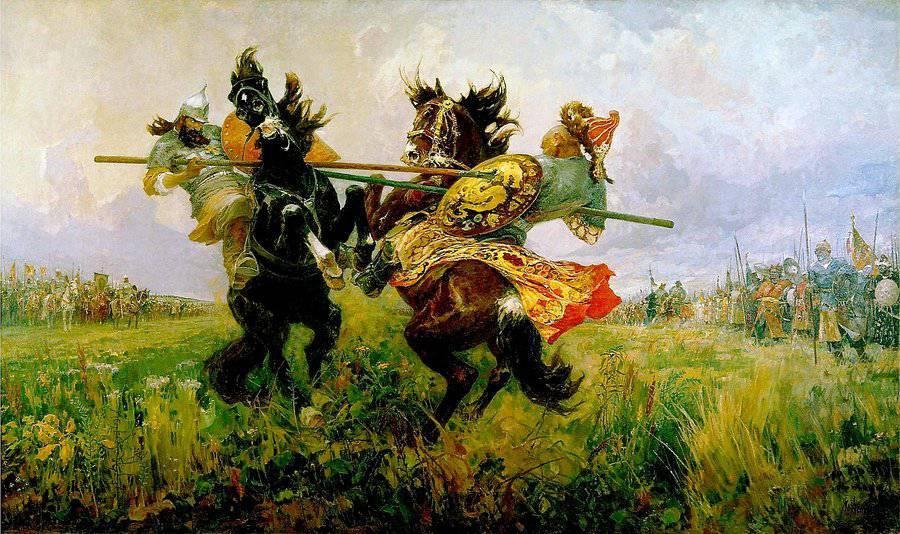 A batalha de Kulikovo e o nascimento da nação russa