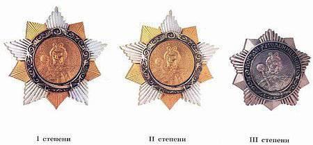 Наградная система Советской Армии