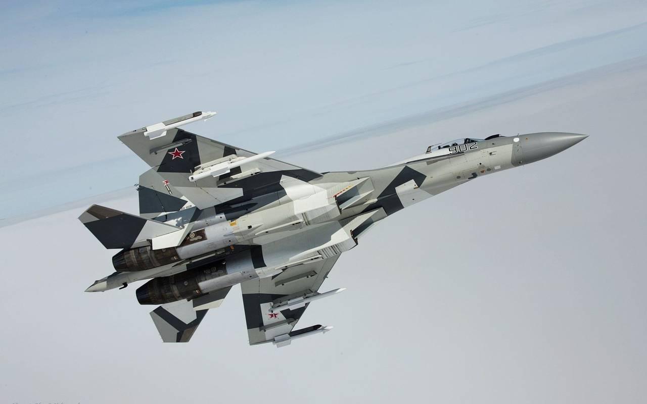 Обои многофункциональный истребитель поколения 4 плюс, глубоко модернизированный, плюс, сверхманевренный. Авиация foto 10
