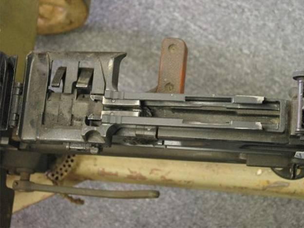 сг-43 пулемет фото