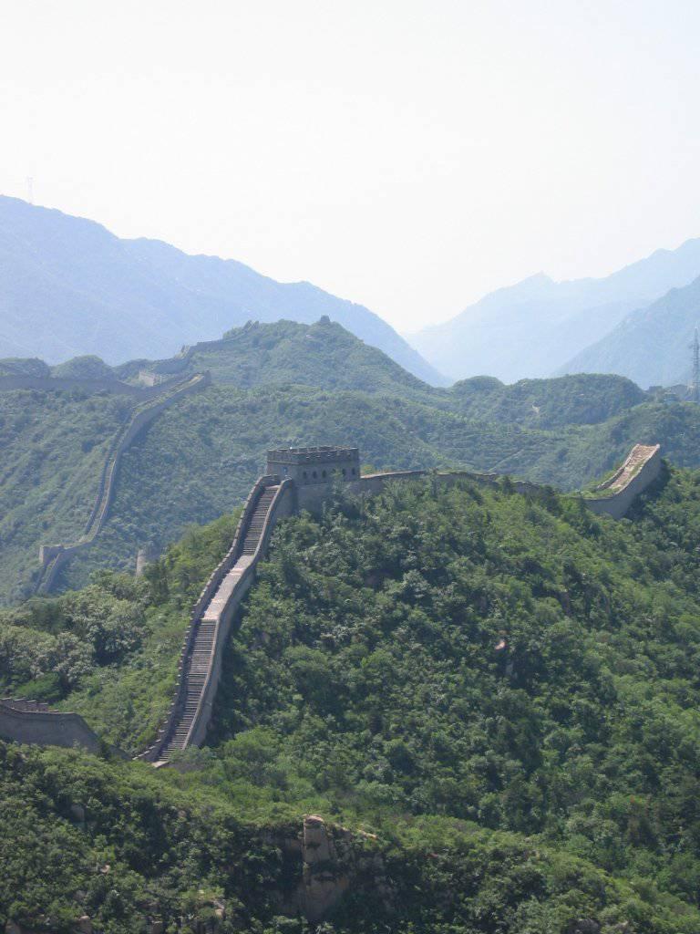 Тайна Великой китайской стены