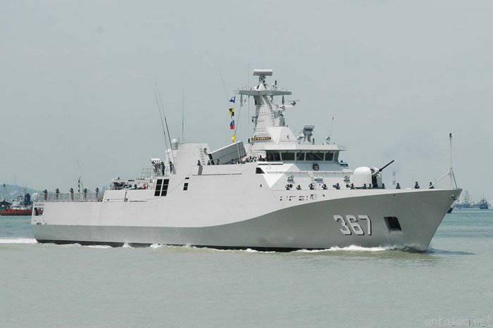 Вьетнам строит современный военно-морской флот