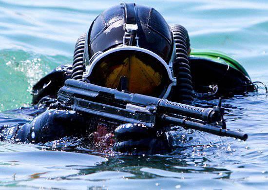 प्रशांत बेड़े के विशेष बलों ने पानी के नीचे सबोटर्स से निपटने में अपने कौशल में सुधार किया