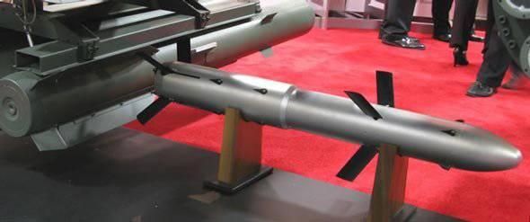 Raytheon a reçu un contrat pour la production de missiles griffons d'une valeur de X millions d'euros