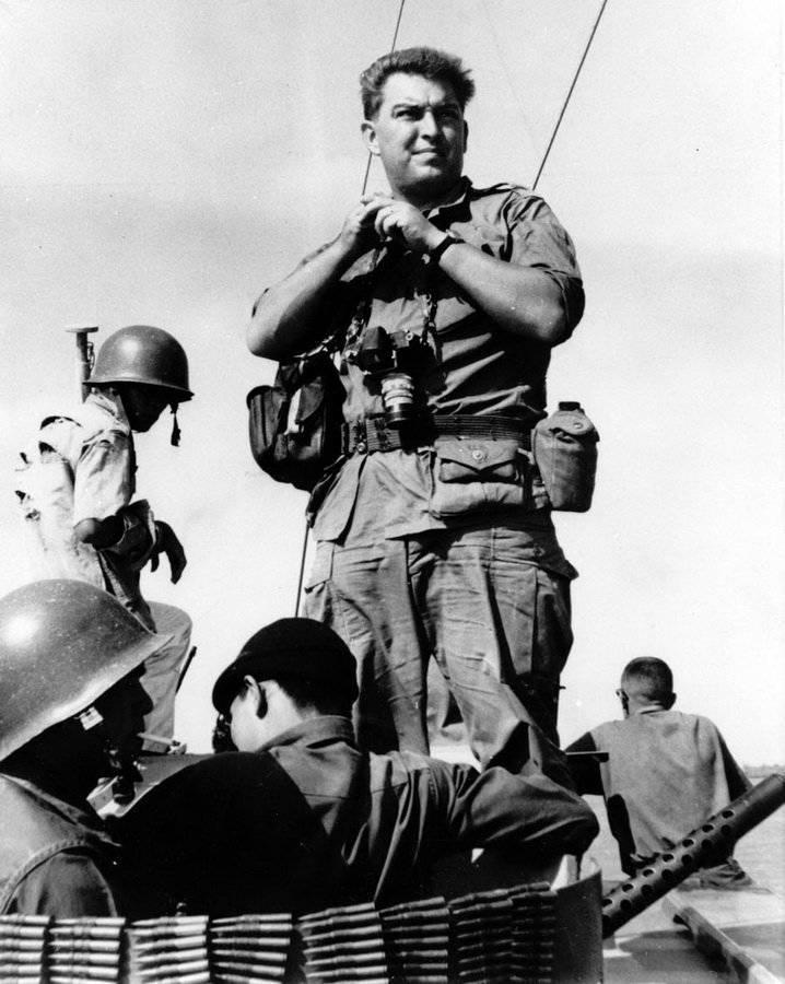 传奇战争摄影师Horst Faas在79时代去世