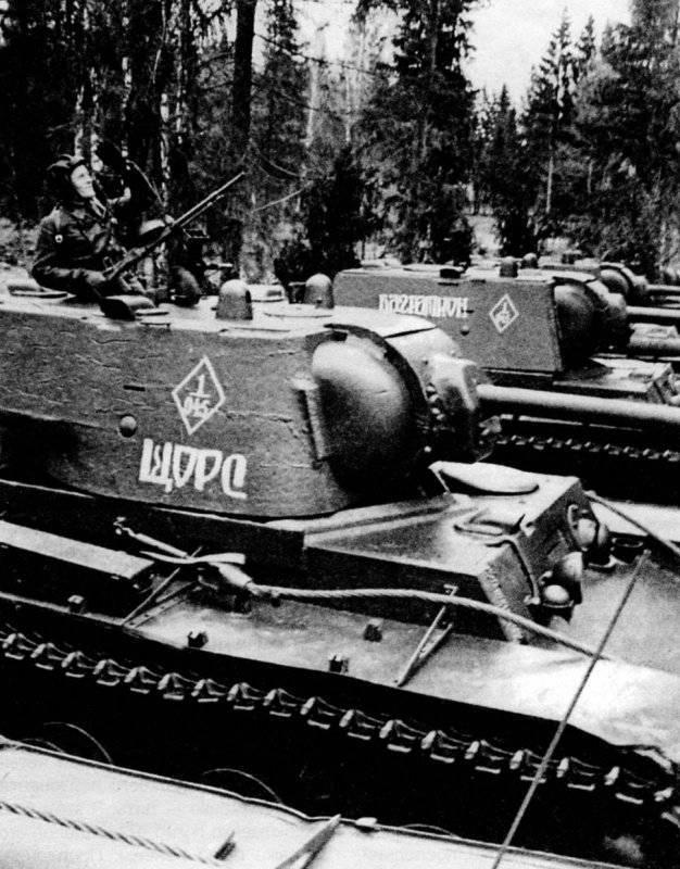 Zırh güçlü ve tanklarımız hızlı