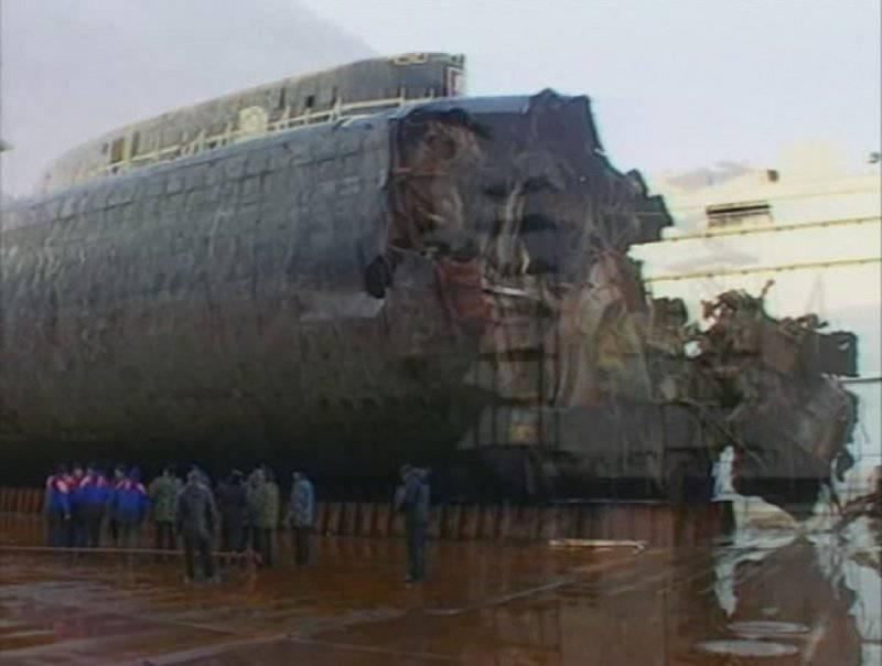 12 августа суббота подводная лодка курск: