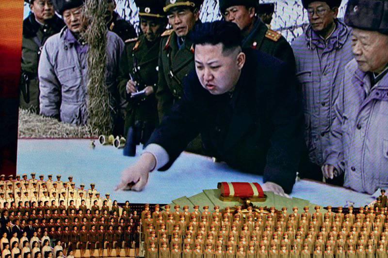 Северная Корея злит США