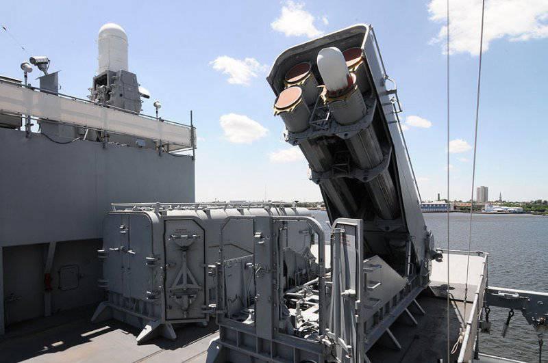 Опыт боевого применения крылатых ракет морского базирования США и основные тенденции их развития