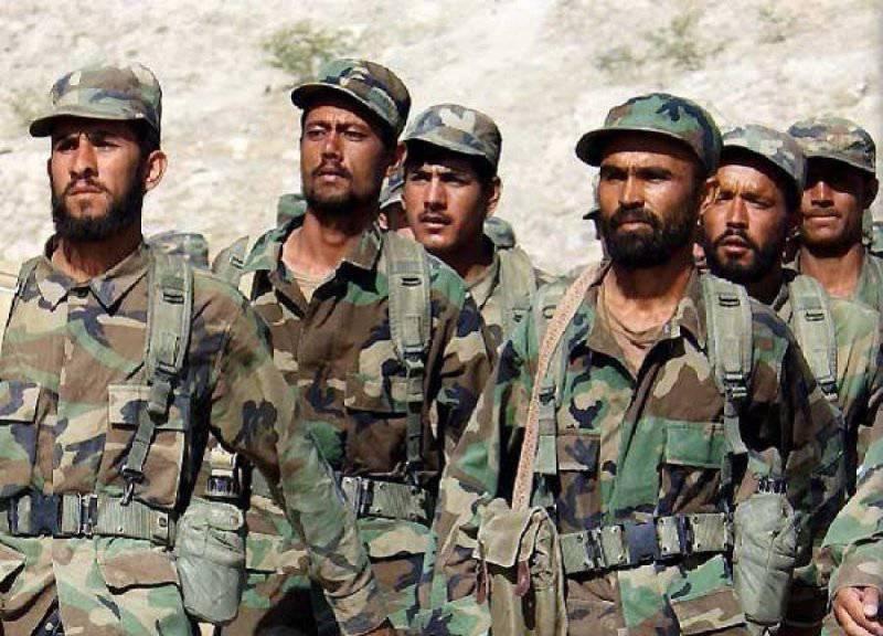 Зачем Запад собирается щедро финансировать афганскую армию после 2014 года?