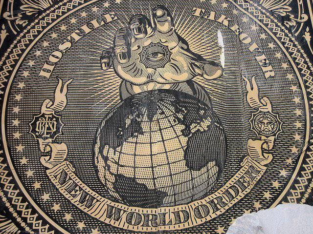 Nouvel ordre mondial dans la représentation des Américains