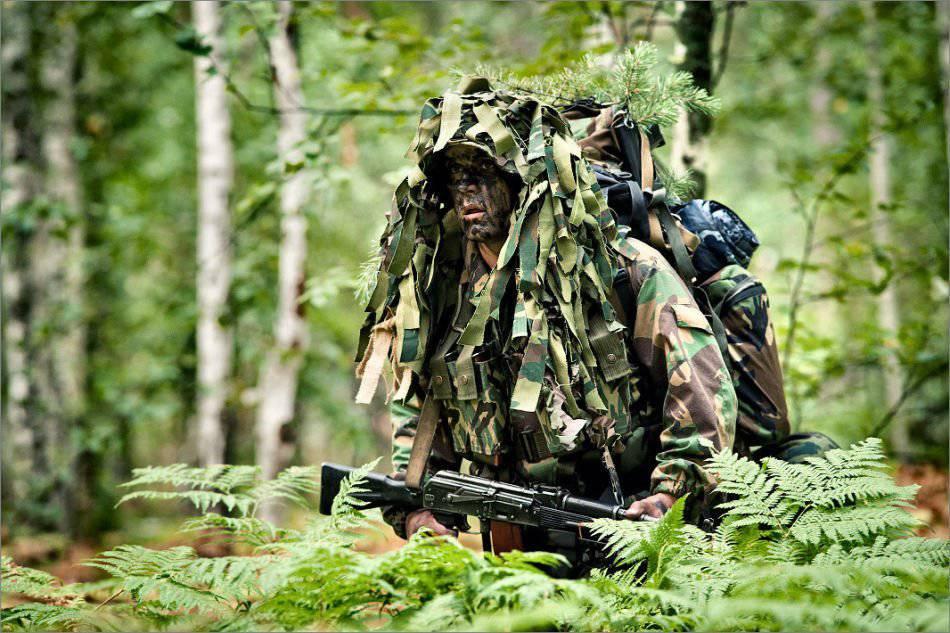Спецназ элита российской армии