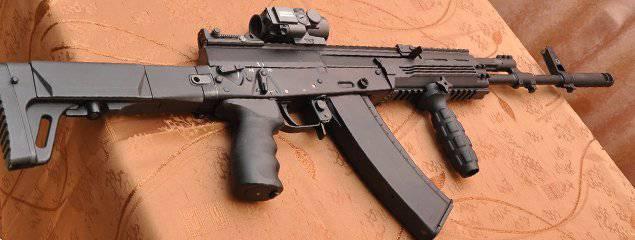 विशेष बलों इकाइयों के लिए AK-12 का एक नया संस्करण जल्द ही दिखाई देगा।