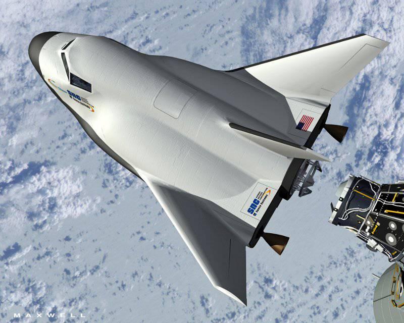 """""""Бегущий за мечтой"""". Новый американский корабль 1339036750_Dream_Chaser_1"""