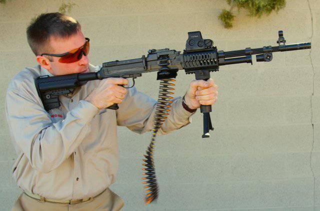 Вторая жизнь Ручного пулемета Дегтярева