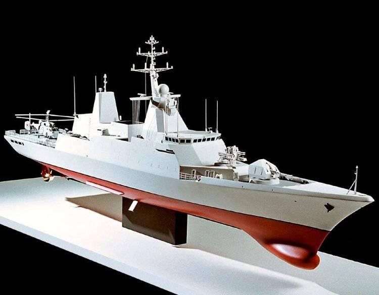 """गश्ती जहाज परियोजना 22100 """"महासागर"""""""