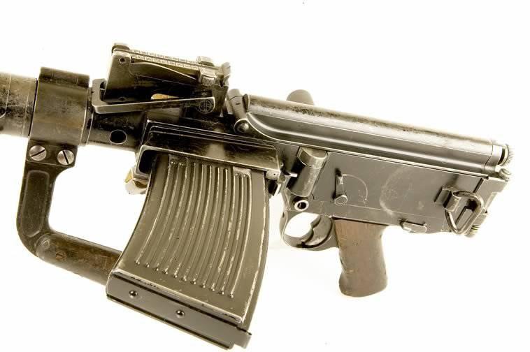Ручной пулемет MG.13 «Дрейзе»