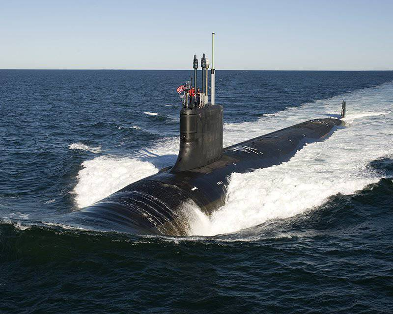 La US Navy adotta il Mississippi Virginia-Type SSN-782