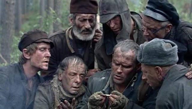 Порно фильмы штрафных батальонах