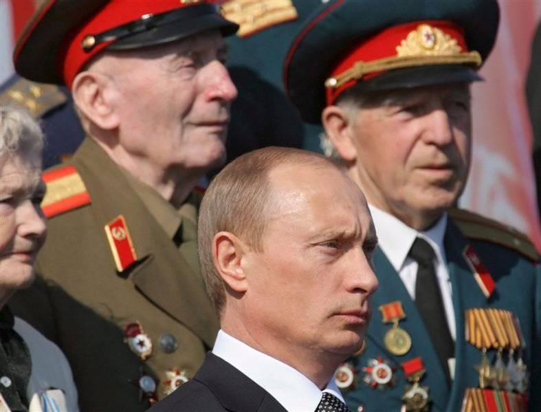 俄罗斯的警告镜头