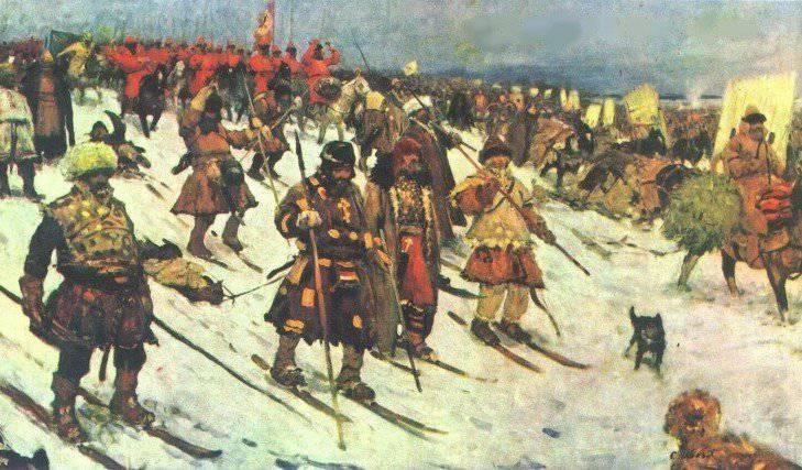 Guerre russo-lituanienne 1512-1522 Rejoindre Smolensk